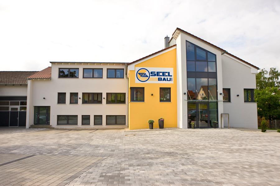 Unser Büro im Jahre 2015